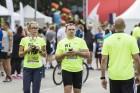 Rīgas centrā notiekošajā rudens skrējienā «We Run Riga» dalību ņem vairāk nekā 9000 skrējēju 9