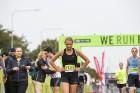 Rīgas centrā notiekošajā rudens skrējienā «We Run Riga» dalību ņem vairāk nekā 9000 skrējēju 12