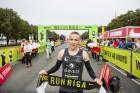 Rīgas centrā notiekošajā rudens skrējienā «We Run Riga» dalību ņem vairāk nekā 9000 skrējēju 1
