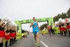 Rīgas centrā notiekošajā rudens skrējienā «We Run Riga» dalību ņem vairāk nekā 9000 skrējēju 2