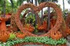 Travelnews.lv kopā ar «365 brīvdienas» un «Turkish Airlines» iepazīst tropu botānisko dārzu «Nong Nooch Tropical Garden» 26