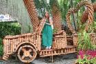 Travelnews.lv kopā ar «365 brīvdienas» un «Turkish Airlines» iepazīst tropu botānisko dārzu «Nong Nooch Tropical Garden» 27