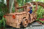 Travelnews.lv kopā ar «365 brīvdienas» un «Turkish Airlines» iepazīst tropu botānisko dārzu «Nong Nooch Tropical Garden» 29