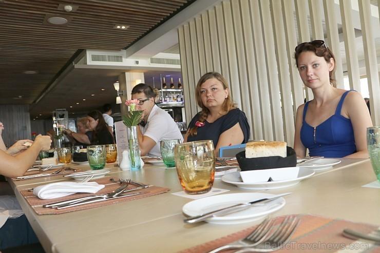 Travelnews.lv kopā ar «365 brīvdienas» un «Turkish Airlines» iepazīst Pataijas viesnīcu piedāvājumu Taizemē