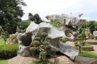 Travelnews.lv kopā ar «365 brīvdienas» un «Turkish Airlines» apmeklē Pataijas akmens parku un krokodilu fermu 6