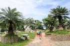 Travelnews.lv kopā ar «365 brīvdienas» un «Turkish Airlines» apmeklē Pataijas akmens parku un krokodilu fermu 8