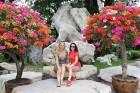 Travelnews.lv kopā ar «365 brīvdienas» un «Turkish Airlines» apmeklē Pataijas akmens parku un krokodilu fermu 33