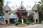 Travelnews.lv kopā ar «365 brīvdienas» un «Turkish Airlines» apmeklē Pataijas akmens parku un krokodilu fermu 40