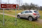 Travelnews.lv dodas uz Lūznavas muižu Latgalē ar jauno krosoveru Renault Kadjar dCi 130 4x4 2