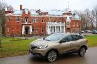 Travelnews.lv dodas uz Lūznavas muižu Latgalē ar jauno krosoveru Renault Kadjar dCi 130 4x4 5