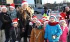Ar somu lidsabiedsabiedrības «Finnair» lidmašīnu 5.12.2017 Rīgā ielido Ziemassvētku vecītis no Lapzemes 5