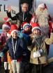 Ar somu lidsabiedsabiedrības «Finnair» lidmašīnu 5.12.2017 Rīgā ielido Ziemassvētku vecītis no Lapzemes 9