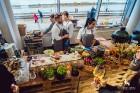 «Restaurant Service» (restorāni - «Bibliotēka Nr.1» un «Kolonāde. Mūsu stāsti») pārvērš Dubultu dzelzceļa staciju par gardēžu paradīzi 35