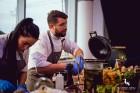 «Restaurant Service» (restorāni - «Bibliotēka Nr.1» un «Kolonāde. Mūsu stāsti») pārvērš Dubultu dzelzceļa staciju par gardēžu paradīzi 45