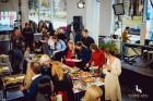 «Restaurant Service» (restorāni - «Bibliotēka Nr.1» un «Kolonāde. Mūsu stāsti») pārvērš Dubultu dzelzceļa staciju par gardēžu paradīzi 50