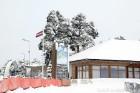 Ventspils «Lemberga hūtē» bauda sniegu, bet gaida salu, lai tas varētu noturēties 5