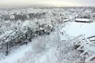 Ventspils «Lemberga hūtē» bauda sniegu, bet gaida salu, lai tas varētu noturēties 18