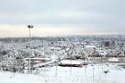 Ventspils «Lemberga hūtē» bauda sniegu, bet gaida salu, lai tas varētu noturēties 20