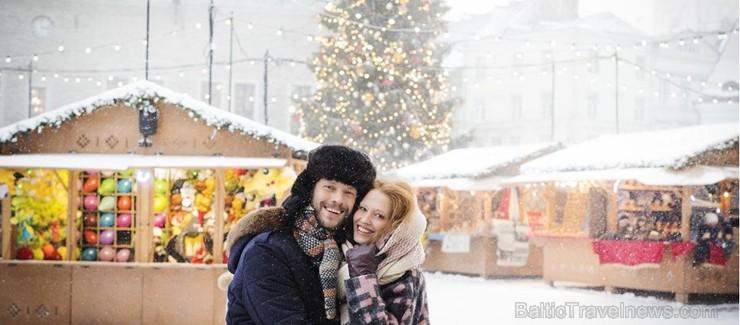 Skaistākie Igaunijas Ziemassvētku tirdziņi ar savu šarmu vilina arī latviešus 212959