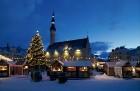 Skaistākie Igaunijas Ziemassvētku tirdziņi ar savu šarmu vilina arī latviešus 7