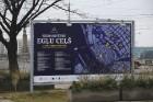Līdz šīs nedēļas beigām vēl var steigt apskatīt Rīgas skaistās egles. 30