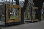 Līdz šīs nedēļas beigām vēl var steigt apskatīt Rīgas skaistās egles. 12