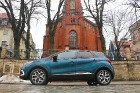 Travelnews.lv apceļo Latvijas galvaspilsētu ar Renault Captur 5