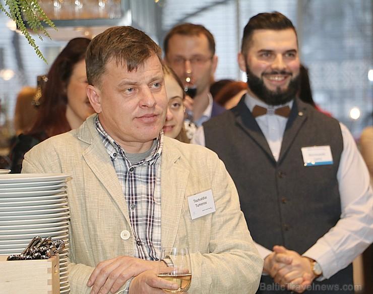 «Baltic Travel Group» pulcē «Park Inn by Radisson Riga Valdemara» vairāk nekā 120 ceļojumu ģidu no Baltijas 215298