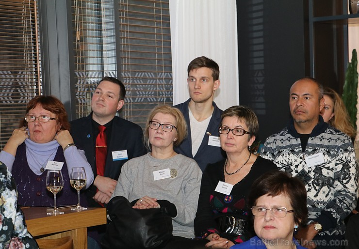 «Baltic Travel Group» pulcē «Park Inn by Radisson Riga Valdemara» vairāk nekā 120 ceļojumu ģidu no Baltijas 215301