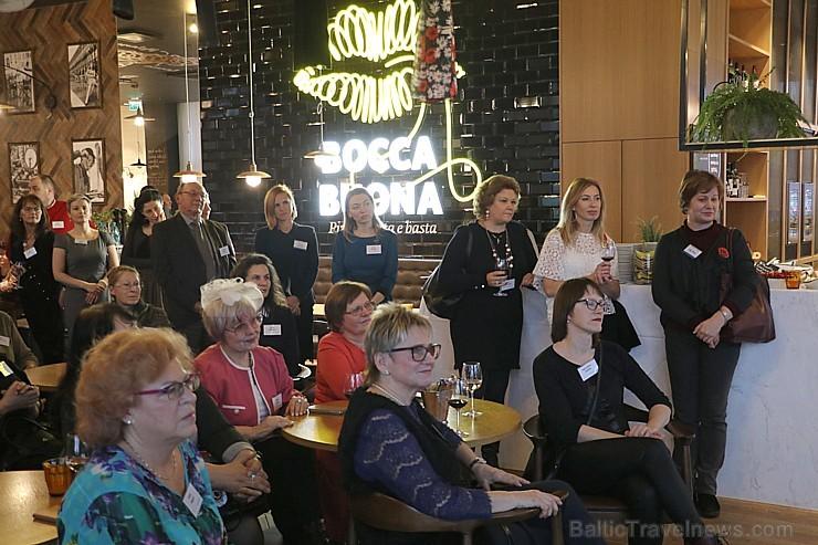 «Baltic Travel Group» pulcē «Park Inn by Radisson Riga Valdemara» vairāk nekā 120 ceļojumu ģidu no Baltijas 215302