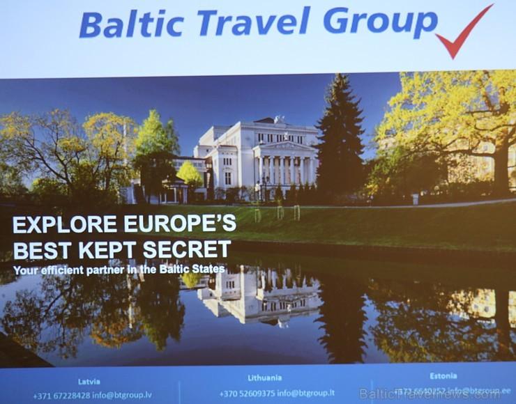 «Baltic Travel Group» pulcē «Park Inn by Radisson Riga Valdemara» vairāk nekā 120 ceļojumu ģidu no Baltijas 215338
