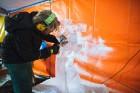 Jelgavā tapušas pirmās 30 ledus skulptūras 3