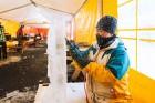Jelgavā tapušas pirmās 30 ledus skulptūras 11