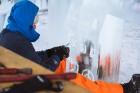 Jelgavā tapušas pirmās 30 ledus skulptūras 15