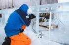 Jelgavā tapušas pirmās 30 ledus skulptūras 16