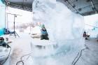 Jelgavā tapušas pirmās 30 ledus skulptūras 22