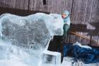 Jelgavā tapušas pirmās 30 ledus skulptūras 24