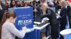 Tūroperators «Tez Tour» tūrisma izstādē piesaka jaunu galamērķi ar loteriju 29