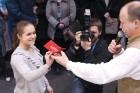 Tūroperators «Tez Tour» tūrisma izstādē piesaka jaunu galamērķi ar loteriju 33