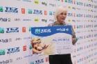 Tūroperators «Tez Tour» tūrisma izstādē piesaka jaunu galamērķi ar loteriju 37