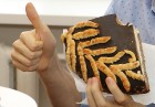 «Aglonas maizes muzejs» sūta Travelnews.lv redakcijai speķa maizes sveicienu 13