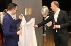 Vecrīgas 5 zvaigžņu viesnīca «Pullman Riga Old Town» 1.02.2018 atklāj Rīgas Arhitektūras balvas plāksni 5