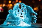 Aizvadīts Starptautiskais Ledus skulptūru festivāls 1