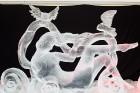 Aizvadīts Starptautiskais Ledus skulptūru festivāls 2