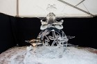 Aizvadīts Starptautiskais Ledus skulptūru festivāls 4