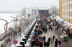 Aizvadīts Starptautiskais Ledus skulptūru festivāls 8