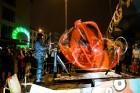 Aizvadīts Starptautiskais Ledus skulptūru festivāls 22