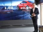 Audi un Volkswagen zīmola autodīlers «Moller Baltic» prezentējas restorānā «Bibliotēka Nr.1» 21