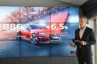 Audi un Volkswagen zīmola autodīlers «Moller Baltic» prezentējas restorānā «Bibliotēka Nr.1» 22