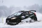 Aizraujošās, sniegotās cīņās aizvada «Rallijs Sarma 2018». Foto: Gatis Smudzis 6